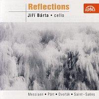 Přední strana obalu CD Reflexe ( Messiaen, Dvořák, Rachmaninov, Strauss, Webern, Kopelent ... )