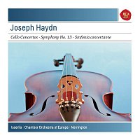 Marieke Blankestijn, Steven Isserlis, Douglas Boyd, Matthew Wilkie, Joseph Haydn, Sir Roger Norrington, Chamber Orchestra Of Europe – Haydn: Cello Concertos No. 1 in C Major & No. 2 in D Major; Symphony No. 13 in D Major; Sinfonia Concertante in B-Flat Major - Sony Classical Masters