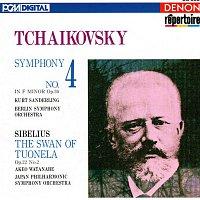 Berlin Symphony Orchestra, Japan Philharmonic Symphony Orchestra, Kurt Sanderling – Tchaikovsky: Symphony No. 4 - Sibelius: The Swan of Tuonela