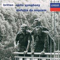 Mstislav Rostropovich, Sir Peter Pears, Dietrich Fischer-Dieskau, Benjamin Britten – Britten: Cello Symphony; Sinfonia da Requiem; Cantata Misericordium