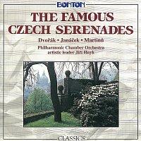 Filharmonický komorní orchestr – Dvořák, Janáček, Martinů: Slavné české serenády