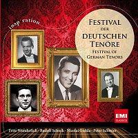 Fritz Wunderlich, Rudolf Schock, Nicolai Gedda, Peter Schreier – Festival der deutschen Tenore