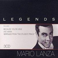 Mario Lanza – Legends - Mario Lanza