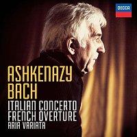 Vladimír Ashkenazy – Bach, J.S.: Italian Concerto; French Overture; Aria Variata