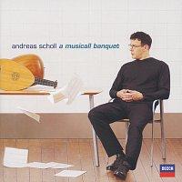 """Přední strana obalu CD Andreas Scholl - Robert Dowland's """"A Musicall Banquet"""""""