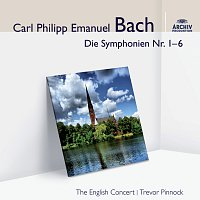 The English Concert – Bach, C.P.E.: Symphonies for Strings 1-6