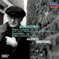 Alfred Brendel – Alfred Brendel plays Beethoven