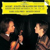 Přední strana obalu CD Mozart: Violin Sonatas K. 301, 304, 378 & 379
