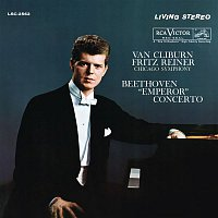 "Van Cliburn – Beethoven: Piano Concerto No. 5 in E-Flat Major, Op. 73 ""Emperor"""