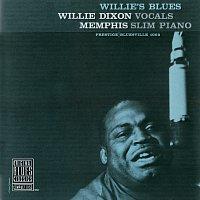 Přední strana obalu CD Willie's Blues