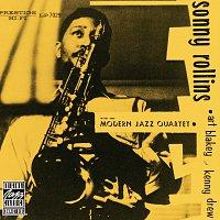 Sonny Rollins, The Modern Jazz Quartet, Sonny Rollins Quartet – Sonny Rollins With The Modern Jazz Quartet