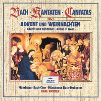 Munchener Bach-Orchester, Karl Richter – Bach, J.S.: Advent and Christmas (Vol. 1) [4 CD's]