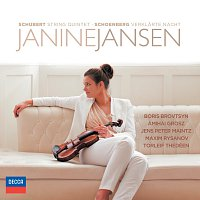 Janine Jansen, Boris Brovtsyn, Amihai Grosz, Maxim Rysanov, Torleif Thedéen – Schubert: String Quintet -  Schoenberg: Verklarte Nacht