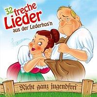 Různí interpreti – 32 freche Lieder aus der Lederhos'n