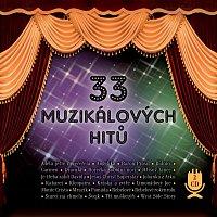 Různí interpreti – 33 muzikálových hitů