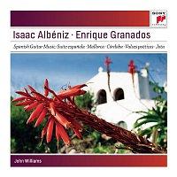John Williams – Albeniz: Granada; Asturias; Mallorca; Cordoba; Torre Bermeja; Cadiz; Zambra; Tango - Sony Classical Masters