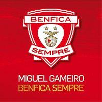 Přední strana obalu CD Benfica Sempre