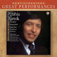 Murray Perahia, Béla Bartók – Bartók: Sonata; Improvisations on Hungarian Peasant Songs; Suite; Out of Doors; Sonata for Two Pianos and Percussion [Great Performances]