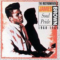 Přední strana obalu CD Soul Pride: The Instrumentals 1960-1969