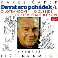 Jiří Krampol – Čapek Josef a Karel: Devatero pohádek / 1 MP3