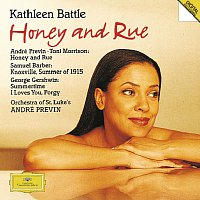 Kathleen Battle, Orchestra Of St Luke's, André Previn – Previn: Honey & Rue / Barber: Knoxville / Gershwin: Porgy and Bess