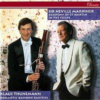 Klaus Thunemann, Academy of St. Martin in the Fields, Sir Neville Marriner – Romantic Bassoon Rarities