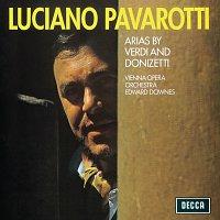 Luciano Pavarotti, Wiener Opernorchester, Sir Edward Downes – Arias by Verdi & Donizetti