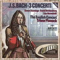 David Reichenberg, Lisa Beznosiuk, Simon Standage, The English Concert – Bach, J.S.: Concertos for Solo Instruments BWV 1044, 1055 & 1060