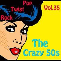 Kathy Zee, Pat Boone, Frank Sinatra – The Crazy 50s Vol. 35