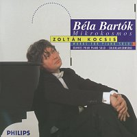 Přední strana obalu CD Bartók: Works for Solo Piano, Vol. 5 - Mikrokosmos, Books 1-6