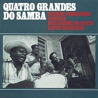 Přední strana obalu CD Quatro Grandes Do Samba