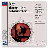 Pierrette Alarie, Léopold Simoneau, Orchestre des Concerts Lamoureux – Bizet: The Pearl Fishers (Les Pecheurs de perles) [2 CDs]