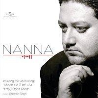 Přední strana obalu CD Nanna