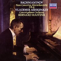 Přední strana obalu CD Rachmaninov: Piano Concertos Nos.2 & 4