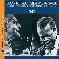 Oscar Peterson, Stéphane Grappelli, Joe Pass, Mickey Roker – Skol (Original Jazz Classics Remasters) [Live At The Tivoli Gardens, Copenhagen / 1979]