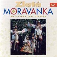 Přední strana obalu CD Zlatá Moravanka