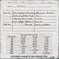 Midnight Oil – Lasseter's Gold (Unreleased Demos)