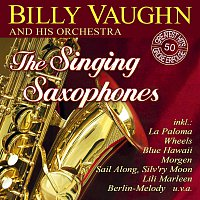 Billy Vaughn – The Singing Saxophones - 50 Greatest Hits