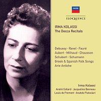 Irma Kolassi, André Collard, Jacqueline Bonneau, Anatole Fistoulari – Irma Kolassi - The Decca Recitals