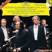 Arturo Benedetti Michelangeli, NDR-Sinfonieorchester, Cord Garben – Mozart: Piano Concertos No.13 KV 415 & No.15 KV 450
