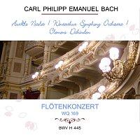 Aurele Nicolet, Winterthur Symphony Orchestra – Aurele Nicolet / Winterthur Symphony Orchestra / Clemens Dahinden play: Carl Philipp Emanuel Bach: Flotenkonzert, Wq 169, H 445