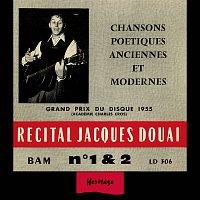 Přední strana obalu CD Heritage - Récital N°1 & 2 - BAM (1954-1955)