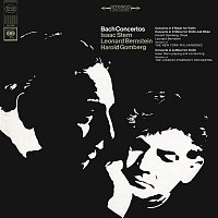 Isaac Stern, Johann Sebastian Bach, Leonard Bernstein, New York Philharmonic Orchestra – Bach: Concertos for Violin and Orchestra (Remastered)