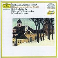 Friedrich Gulda, Wiener Philharmoniker, Claudio Abbado – Mozart: Piano Concertos Nos.20 & 21