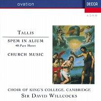 The Choir of King's College, Cambridge, John Langdon, Sir Andrew Davis – Tallis: Spem in Alium