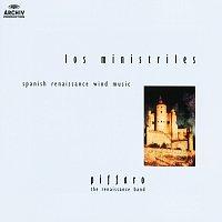 Přední strana obalu CD Los Ministriles - Spanish Renaissance Wind Music