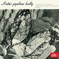 Přední strana obalu CD Matiné populární hudby