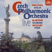 Smetana, Martinů, Mozart: Triumfální symfonie - Koncert pro hoboj - Koncertantní symfonie Es dur