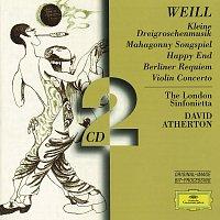 London Sinfonietta, David Atherton – Weill: Kleine Dreigroschenmusik; Mahagonny Songspiel; Happy End; Berliner Requiem; Violin Concerto
