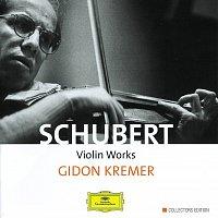 Gidon Kremer – Schubert: Violin Works
